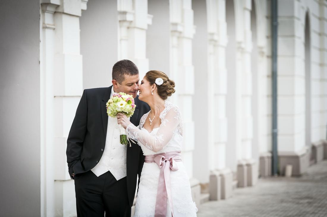 A+Zs gyönyörű esküvője a Balaton parton
