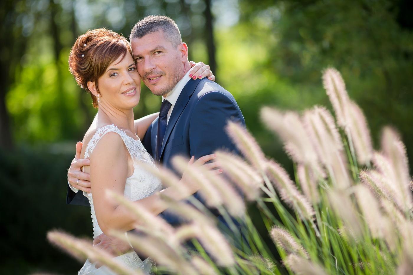 Napsütés esővel – Sz&G esküvői képei