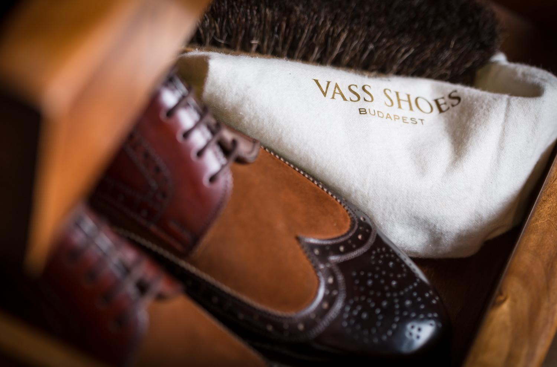 A lenyűgöző Vass-cipők